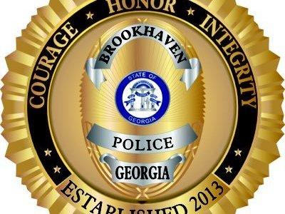 Brookhaven police logo