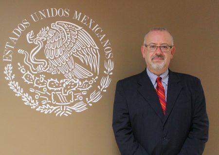 Javier Díaz de León, the consul general of Mexico in Atlanta. (Special)