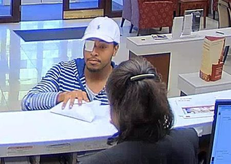 sandy springs bank robbery suspect