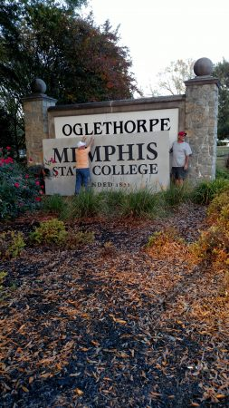 """Brookhaven's Oglethorpe University becomes """"Memphis University"""" for filming of the 2015 movie """"National Lampoon's Vacation."""""""