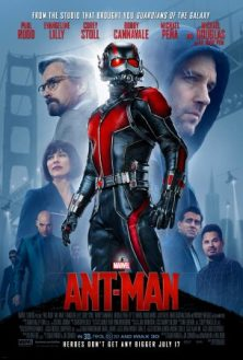 """The hit Marvel superhero movie """"Ant-Man"""" is among the Atlanta-made films that has brought work to Perimeter Center area business people."""
