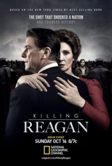 """The movie """"Killing Reagan"""" was partly made in Brookhaven."""