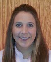 Elissa Oliver, chef at Riverwood International Charter School's culinary arts program.