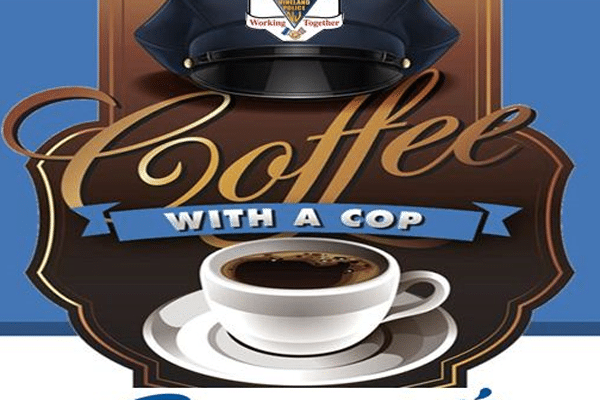 Dunwoody Coffee with a Cop