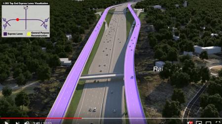 raider drive gdot toll lanes