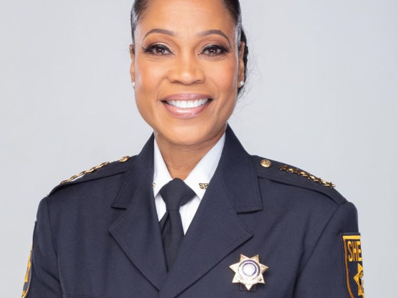 DeKalb County Sheriff Melody Maddox