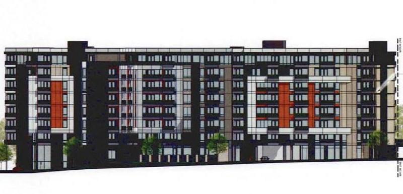 84 perimeter center Dunwoody Apartment Project