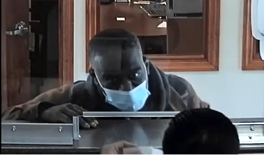 Buckhead Bank Robbery Suspect