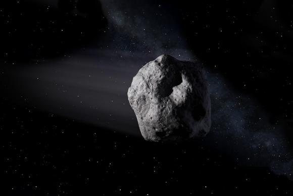 Asteroide passa perto da Terra - Divulgação/NasaNasa