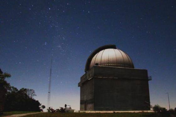 O Observatório do Pico dos Dias receberá telescópio russoDivulgação/Brasil.gov