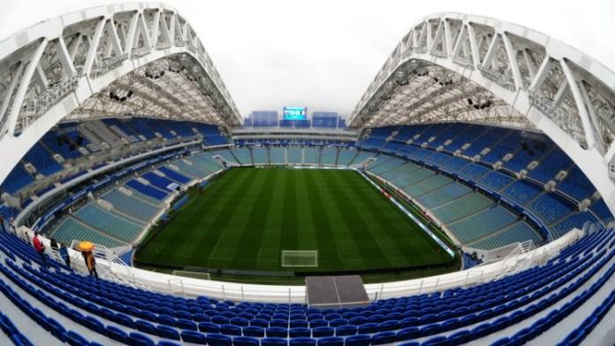 Estadios del Mundial de Rusia 2018: Sochi