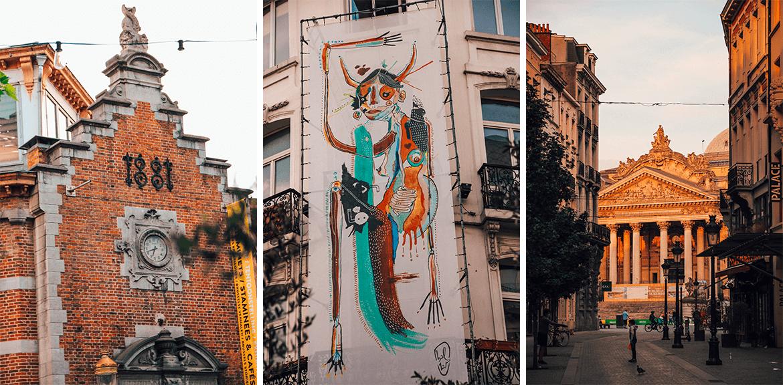 visiter Bruxelles Belgique