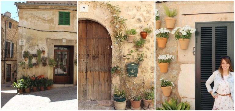 Valldemossa à Majorque en Espagne