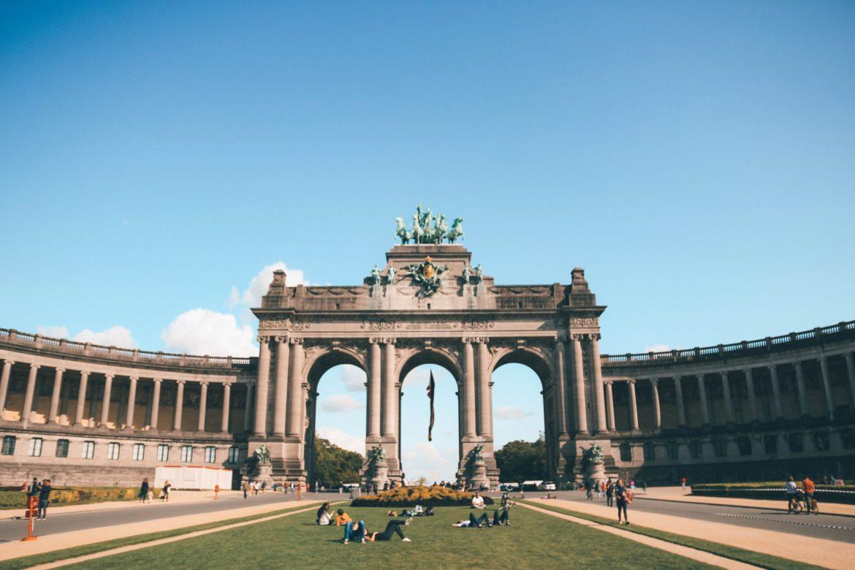 Bruxelles Parc du Cinquantenaire