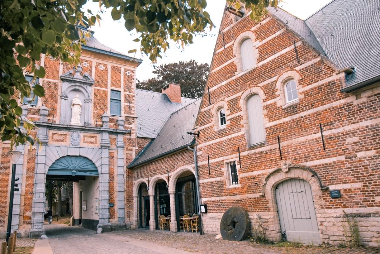 Abbaye du parc Louvain