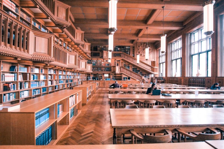 Bibliothèque Louvain Leuven