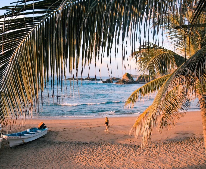 Côte Pacifique mexique