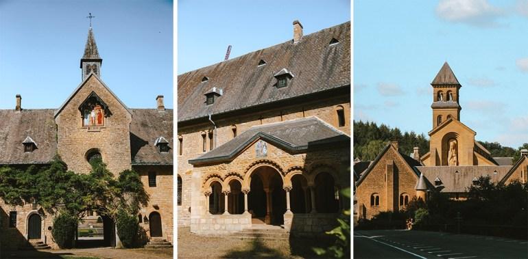 Orval abbaye wallonne