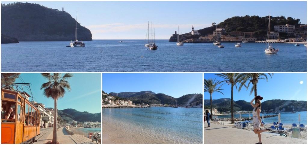 Port de Soller à Majorque