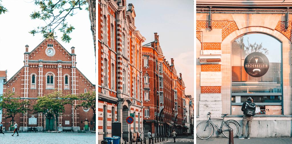 Marolles Bruxelles