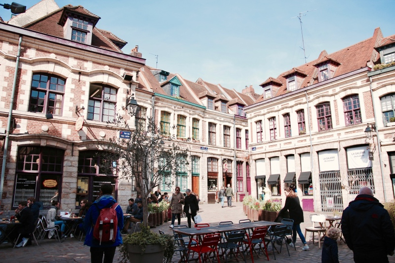 week-end à Lille