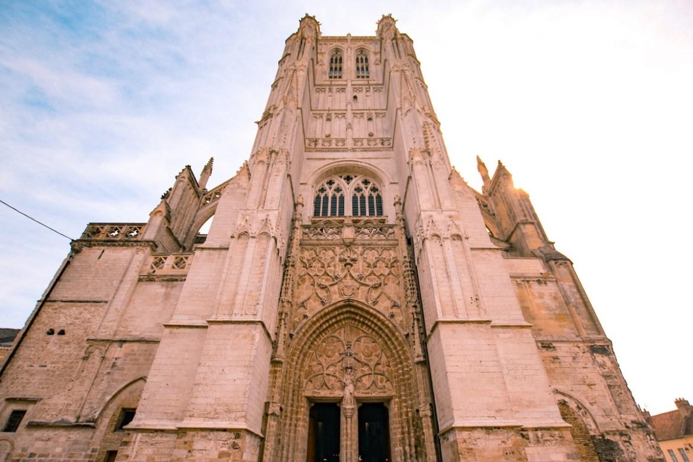 cathédrale saint omer