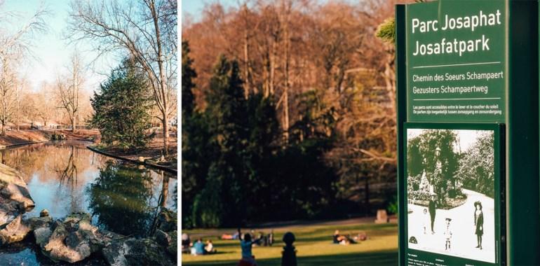 Schaerbeek parc Josaphat