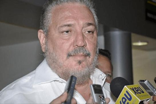 SE SUICIDA EN CUBA, HIJO MAYOR DE FIDEL CASTRO