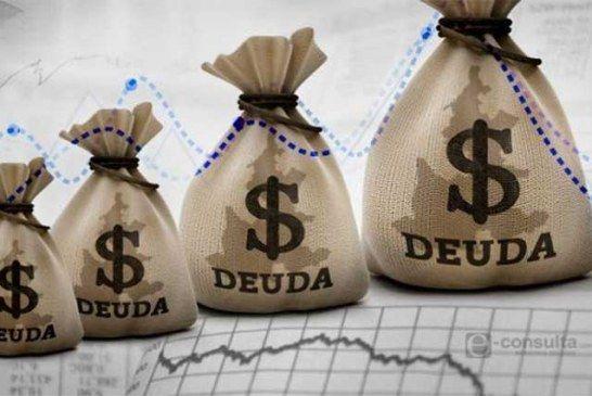 CADA QUINTANARROENSE DEBE, $10 MIL 470.09 PESOS, POR DEUDA PÚBLICA
