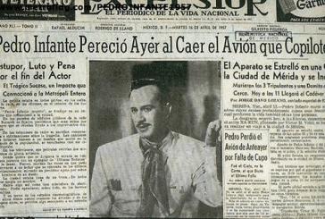 61 AÑOS DE LA MUERTE DEL IDOLO DEL PUEBLO