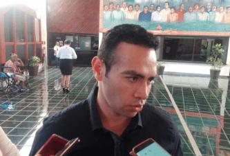 NECESARIO HACER UN FRENTE COMÚN CONTRA LA INSEGURIDAD: CARLOS TOLEDO MEDINA