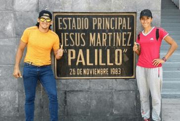 CHETUMALEÑOS JADE Y ÁNGEL, BRILLAN AL GANAR ORO Y PLATA EN SALTO DE LONGITUD