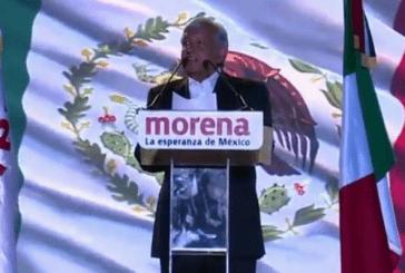 AMLO: MÉXICO NO SERÁ PIÑATA DE NINGÚN GOBIERNO