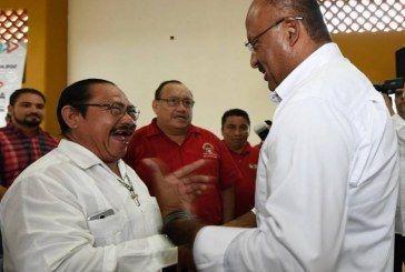 EXIGE PRESIDENTE DEL PRI NACIONAL AL GOBIERNO ESTATAL, NO METER LAS MANOS EN EL PROCESO ELECTORAL