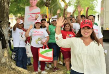 CONFIAMOS TOTALMENTE EN MARY HADAD: VECINOS DE OPB