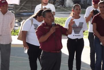DIF-BACALAR BUSCARÁ ACABAR CON LA VIOLENCIA INTRAFAMILIAR EN EL GOBIERNO DE VALDIVIA VILLASECA