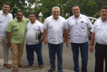 LA UNTRAC SE SUMA, APOYA Y RESPALDA A MANUEL VALENCIA PARA PRESIDENTE MUNICIPAL DE OPB