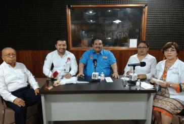 EL FISCAL GENERAL DEL ESTADO REALIZÓ VISITA DE TRABAJO EN FELIPE CARRILLO PUERTO