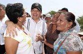 OBRAS EN RAUDALES, LAGUNA GUERRERO Y CALDERITAS PERMITEN EL DESARROLLO DEL SUR: CARLOS JOAQUÍN