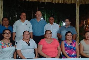 CHACKMEÉX EN PREPARATIVOS PARA SU TOMA DE PROTESTA Y POSESIÓN AL CARGO DE PRESIDENTE MUNICIPAL