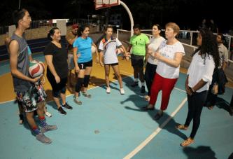 LOS JÓVENES SON NUESTROS ALIADOS PARA TRANSFORMAR SOLIDARIDAD: LAURA BERISTAIN