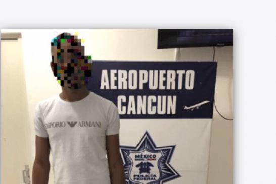 CUBANO PRETENDÌA SALIR DE CANCÙN RUMBO A REYNOSA CON DOCUMENTOS  APÒCRIFOS
