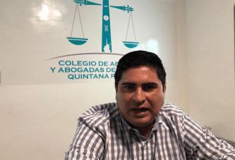 DIRECTOR DE PREVENCIÒN DEL DELITO EN Q ROO SOLO BUSCA CONSERVAR SU CHAMBA