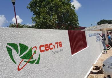 INICIAN DOCENTES PARO DE LABORES EN CECYTE QUINTANA ROO