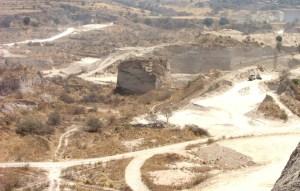 No al tiradero en minas de Tepetlaoxtoc