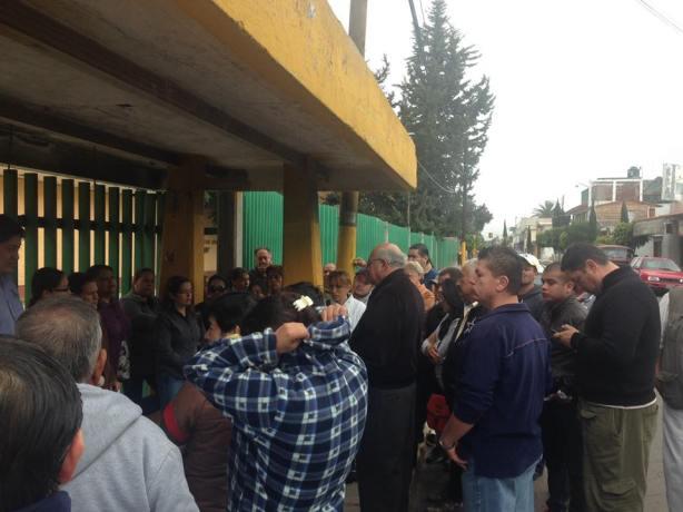 Dirigentes vecinales rechazan instalación de jugueteros en centro de Texcoco