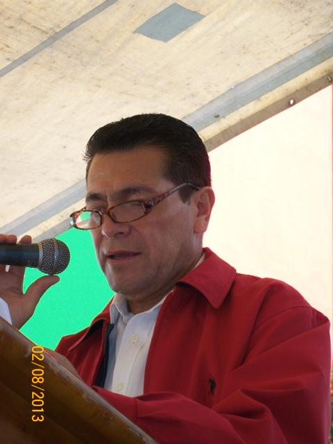 PRD ex Regidor Jorge León Díaz