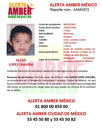 ALERTA AMBER ALEXIS LOPEZ CHAVIRA (CDMX).jpg