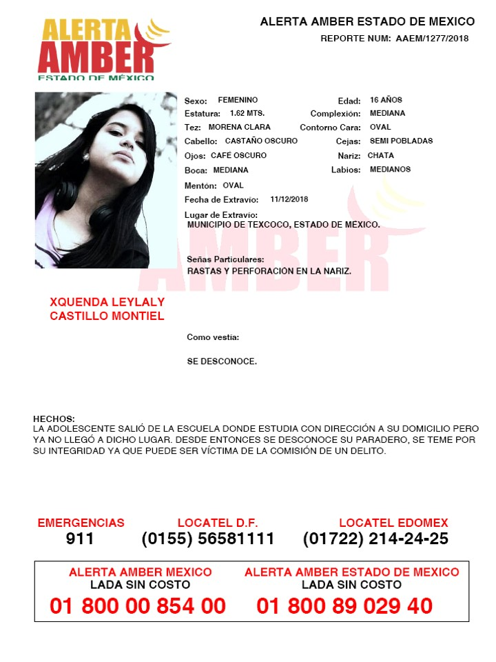 CEDULA ALERTA AMBER XQUENDA LEYLALY CASTILLO MONTIEL.jpg