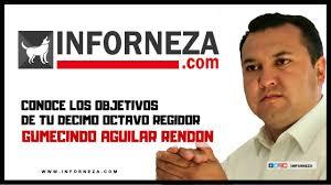 Neza Gumecindo Aguilar Rendon 18vo Regidor 2019-2021 I